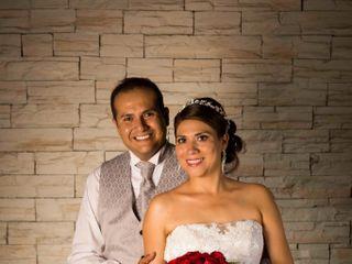 El matrimonio de Franciska y Oscar