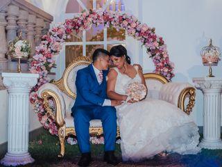El matrimonio de Cindy y Leo