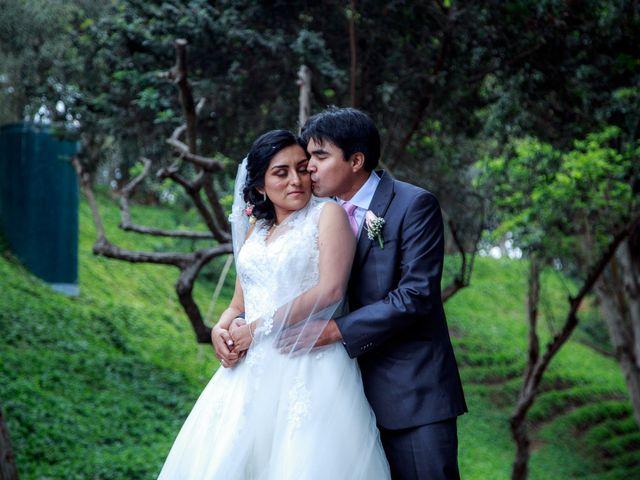 El matrimonio de Rosario y Alfredo