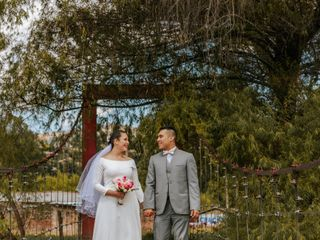 El matrimonio de Ingrid y Angel