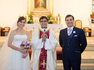 El matrimonio de Giovana y Genaro 3