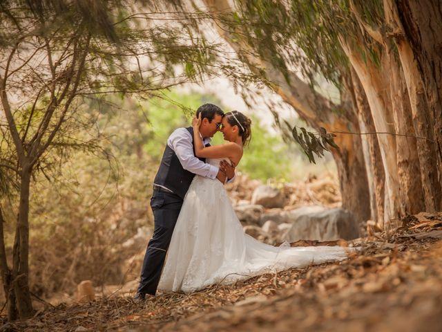 El matrimonio de Giovana y Genaro