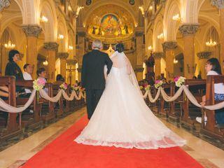 El matrimonio de Haydee y Luis 2