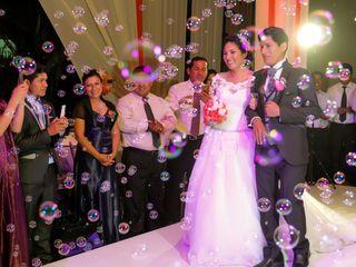 El matrimonio de Rudy y Vanesa