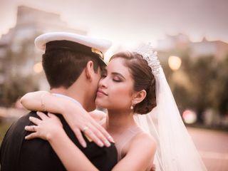 El matrimonio de Carla y Diego