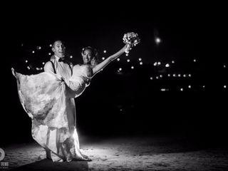 El matrimonio de Carlita y Lionel