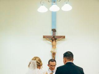 El matrimonio de Laura y Nestor 1