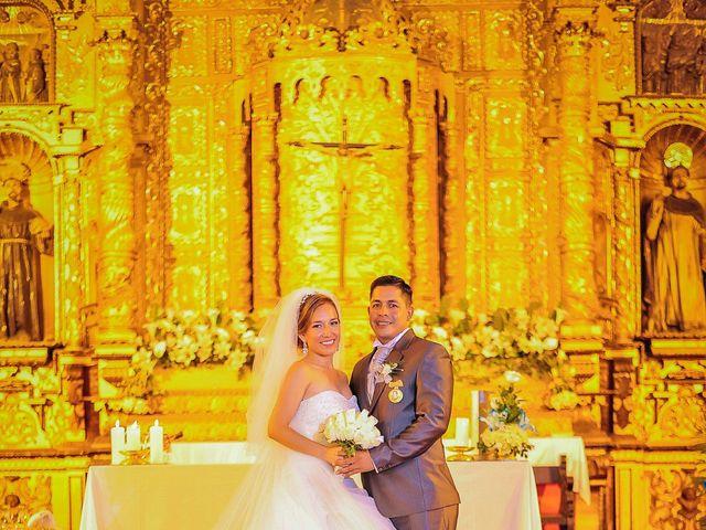 El matrimonio de Jose Luis y Ana Rosa en Trujillo, La Libertad 38