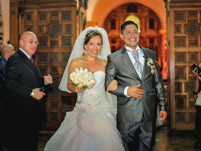 El matrimonio de Ana Rosa y Jose Luis