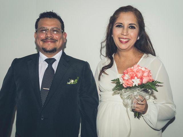 El matrimonio de Enrique y Pilar