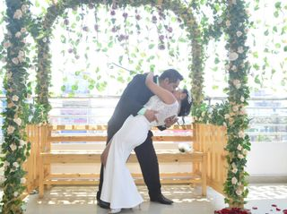 El matrimonio de Chrystina y Christian 1