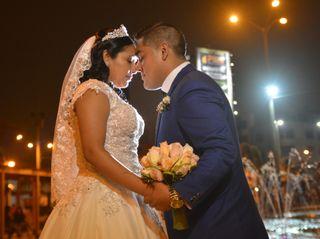 El matrimonio de Chrystina y Christian