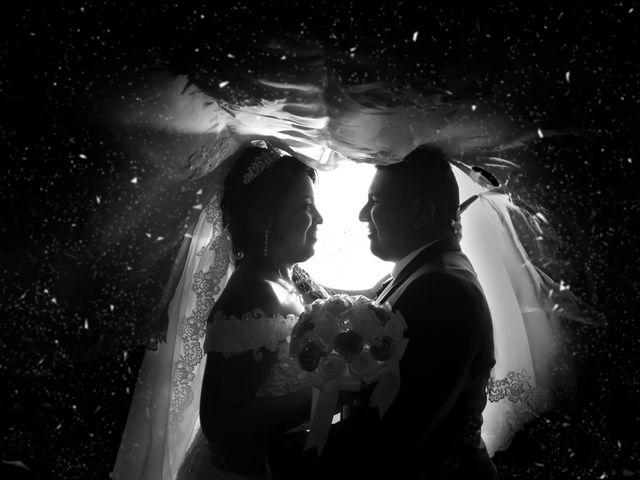 El matrimonio de Rosario y Miguel