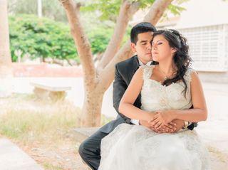 El matrimonio de Roxana y Erick