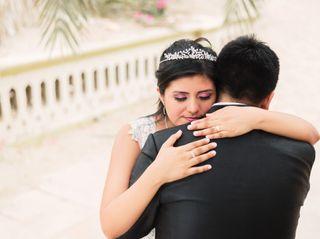 El matrimonio de Roxana y Erick 3