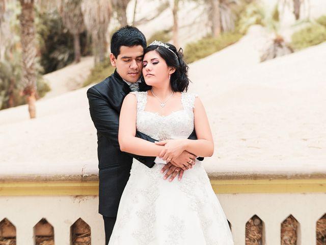 El matrimonio de Erick y Roxana en Ica, Ica 1