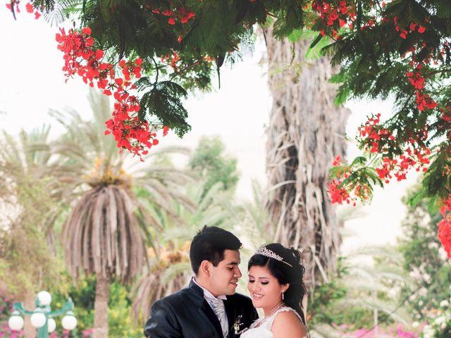 El matrimonio de Erick y Roxana en Ica, Ica 4