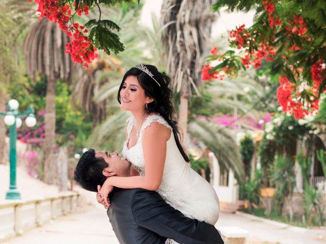 El matrimonio de Erick y Roxana en Ica, Ica 5
