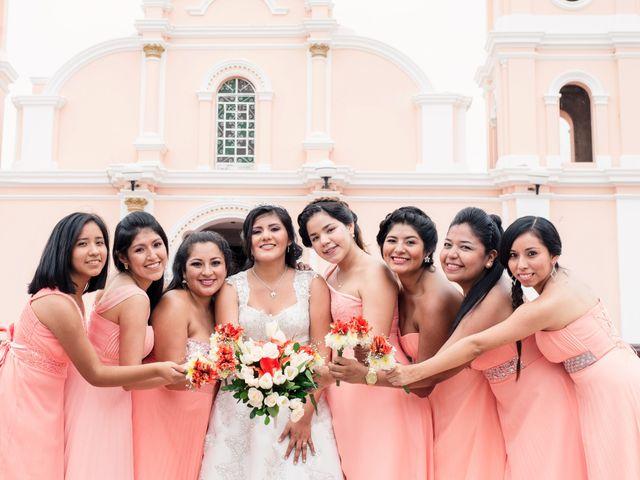 El matrimonio de Erick y Roxana en Ica, Ica 14