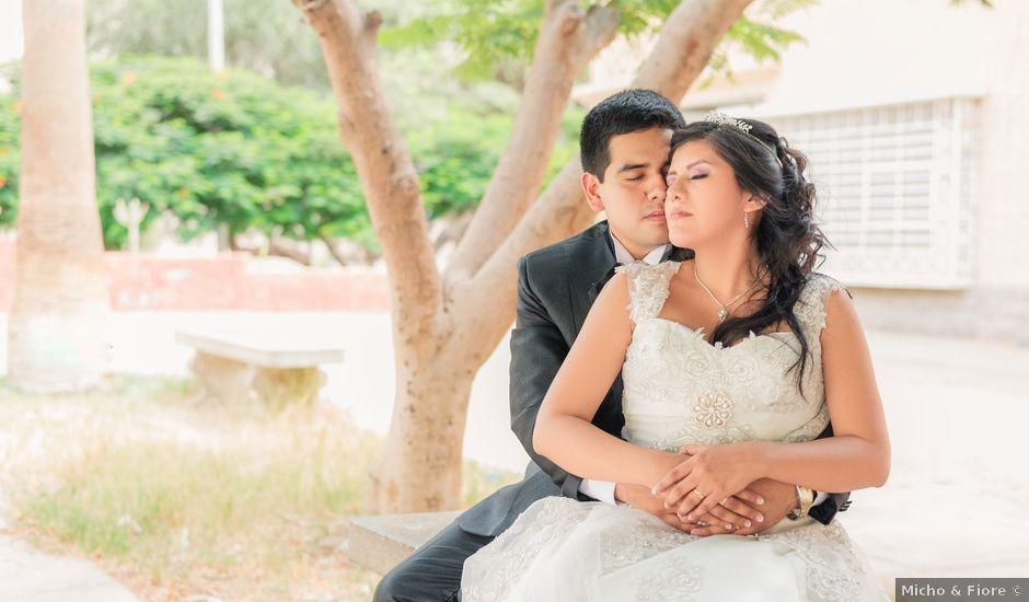 El matrimonio de Erick y Roxana en Ica, Ica