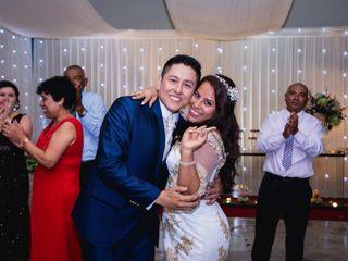 El matrimonio de Karina y Daniel