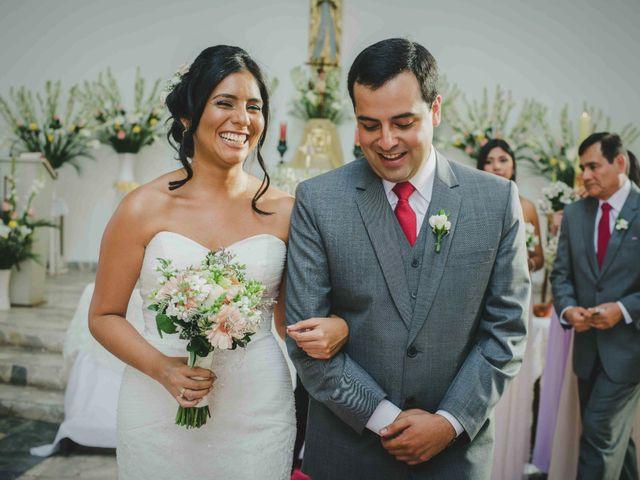El matrimonio de Karla y Raziel
