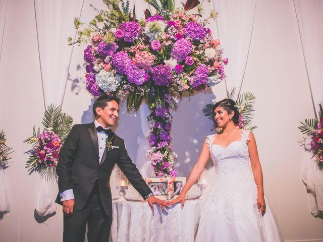 El matrimonio de Ronal  y Yomaira  en Lima, Lima 2