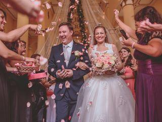 El matrimonio de Karen y Giancarlo