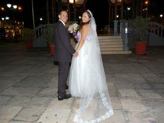 El matrimonio de Miriam  y Renato