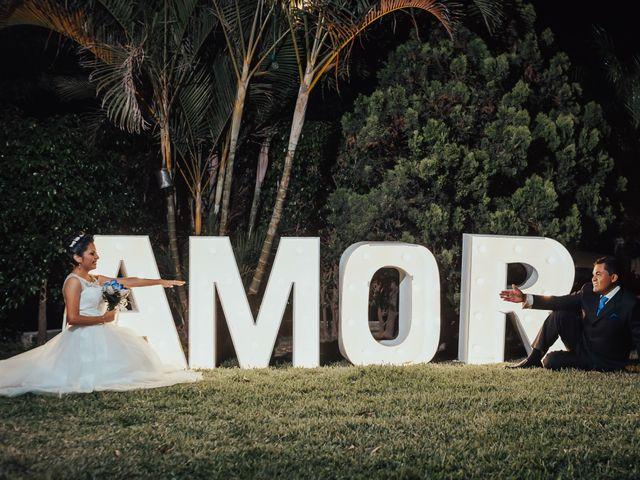 El matrimonio de Gabriela y Jose