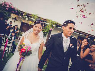 El matrimonio de Rocío y Richard