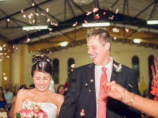 El matrimonio de Patty y Jon