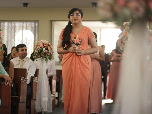 El matrimonio de Fabián y Vasti en Lima, Lima 15