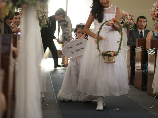 El matrimonio de Fabián y Vasti en Lima, Lima 16