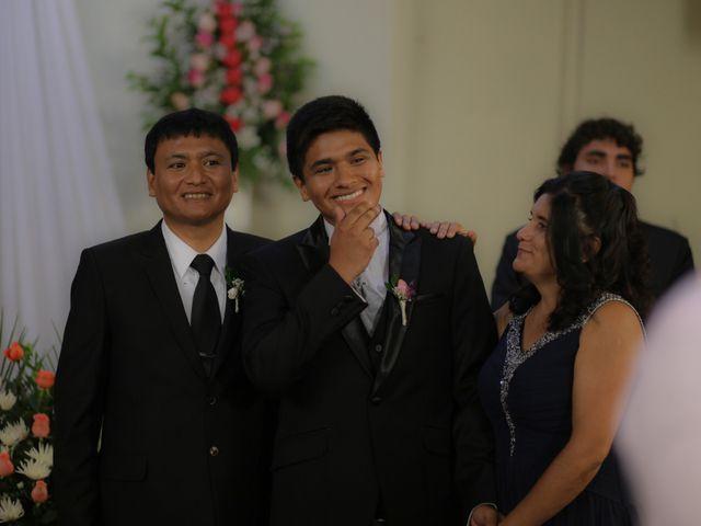 El matrimonio de Fabián y Vasti en Lima, Lima 17