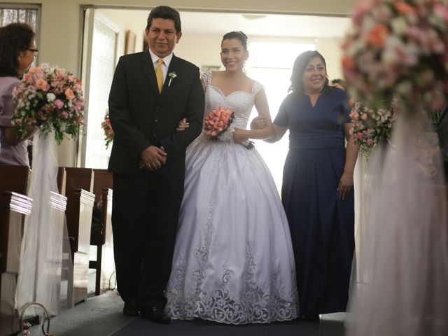 El matrimonio de Fabián y Vasti en Lima, Lima 18