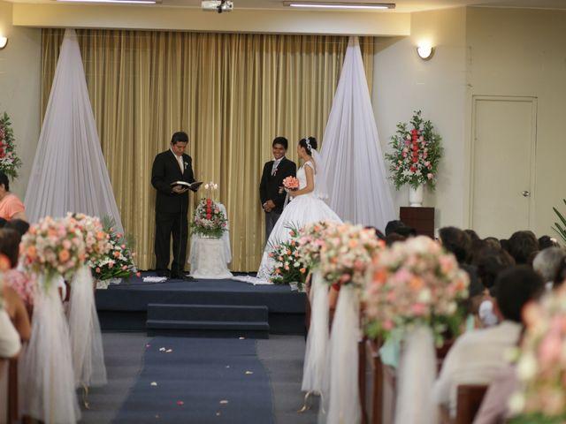 El matrimonio de Fabián y Vasti en Lima, Lima 19