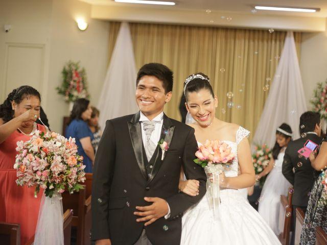 El matrimonio de Fabián y Vasti en Lima, Lima 24