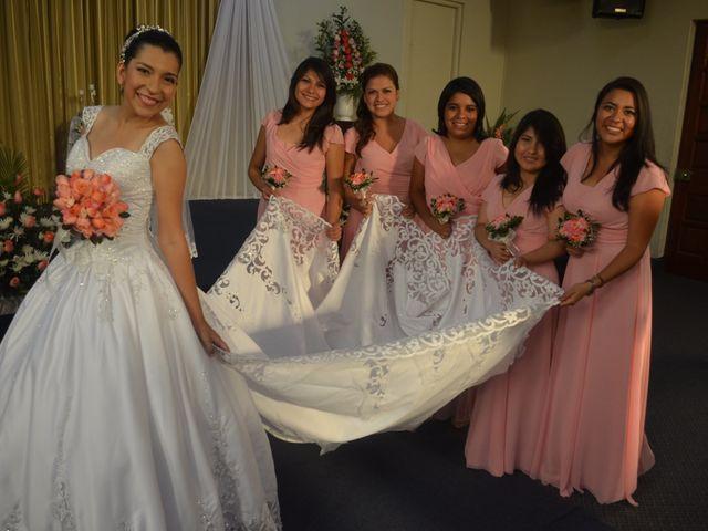 El matrimonio de Fabián y Vasti en Lima, Lima 25