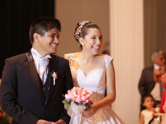 El matrimonio de Fabián y Vasti en Lima, Lima 34