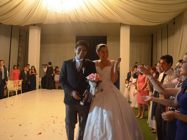 El matrimonio de Fabián y Vasti en Lima, Lima 35