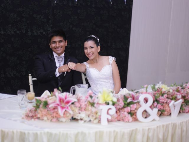 El matrimonio de Fabián y Vasti en Lima, Lima 36