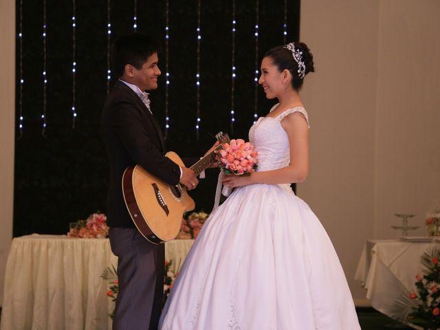 El matrimonio de Fabián y Vasti en Lima, Lima 37