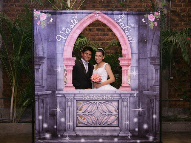 El matrimonio de Fabián y Vasti en Lima, Lima 39