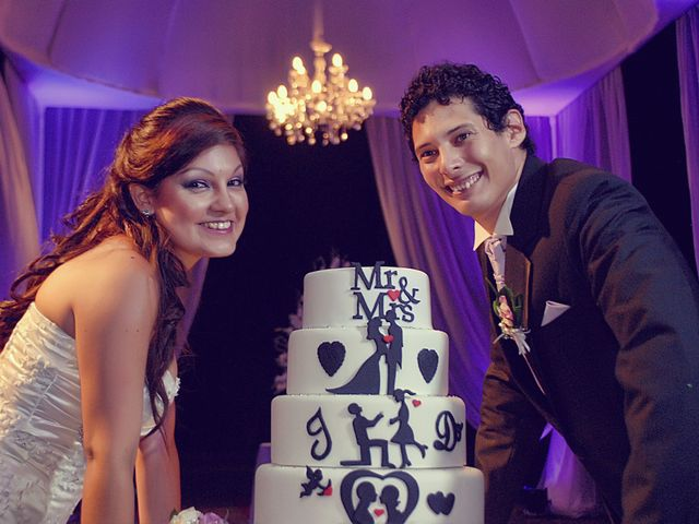 El matrimonio de Brenda y Hector