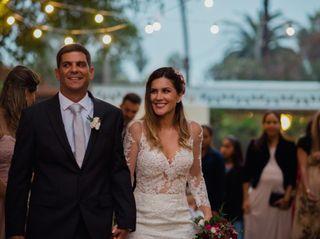 El matrimonio de Mayra y Rafael