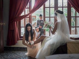 El matrimonio de Giulliana y Diego 3
