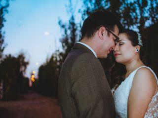 El matrimonio de Maca y Raúl