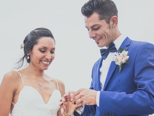 El matrimonio de Giulliana y Diego
