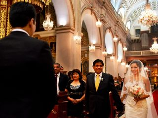 El matrimonio de Coco y Mila 2